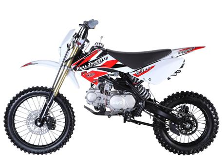 Мотоцикл без прав