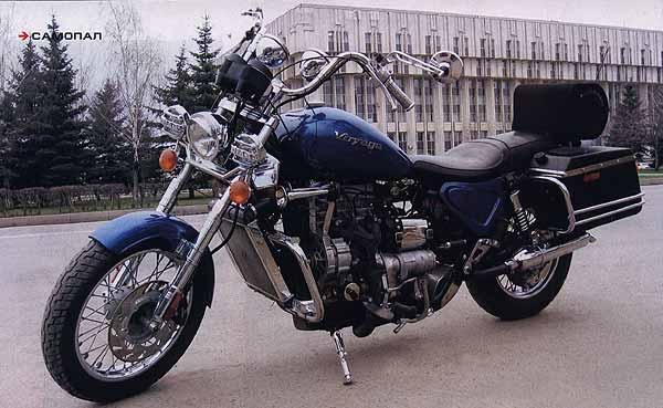 Тюнинг мотоцикла урал своими руками фото 493
