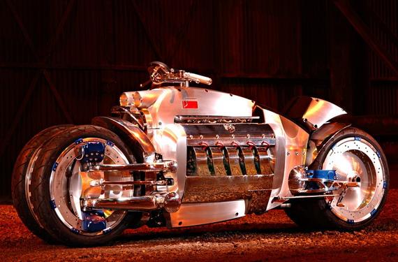 Самые мощные мотоциклы