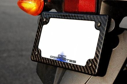 Рамка для номера мотоцикла