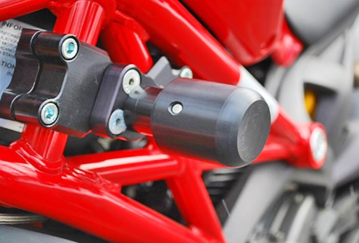 Слайдеры для мотоцикла