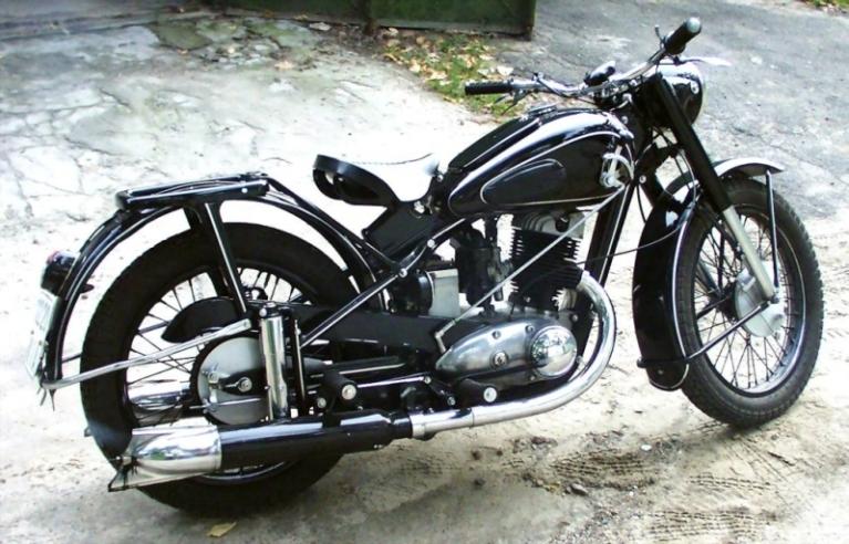Советские мотоциклы ИЖ