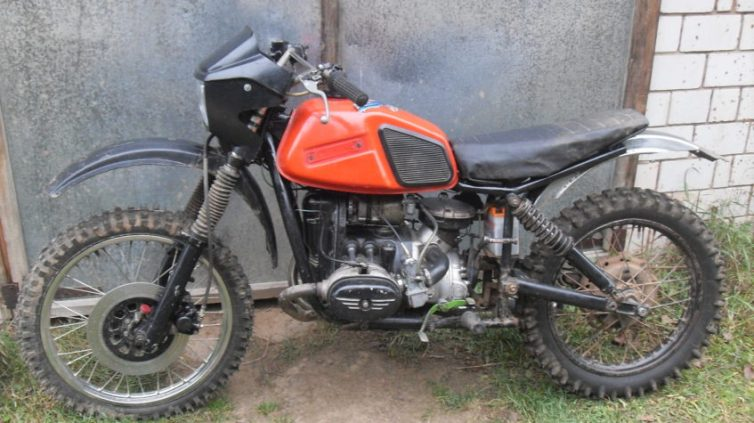 самодельные мотоциклы. фото