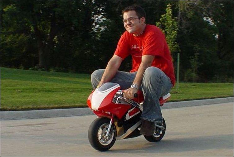 Мини мотоциклы