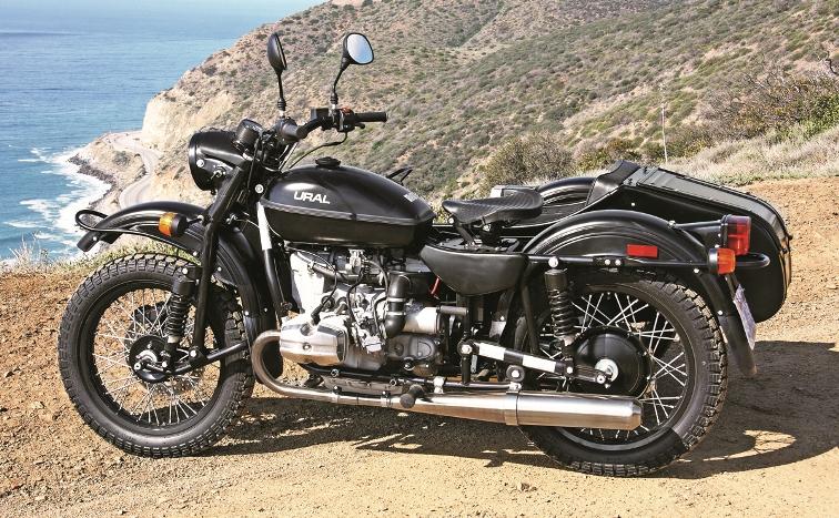 Зажигание на мотоцикл Урал
