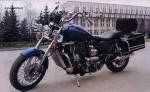 Тюнинг мотоцикла Урал превратит его в чоппер