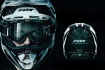 Шлем для мотокросса