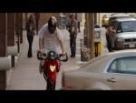 Как Джим Керри ездит на мотоцикле(самый смешной момент из фильма):D
