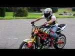 как делать дрифт на мотоцикле