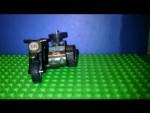 Как собрать каляску для лего мотоцикла