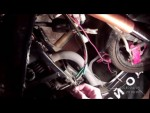 Как поставить аварийку на мотоцикл