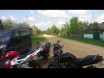 Как я катался на мотоцикле