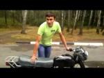 Как мы поднимаем мотоцикл на заднее колесо...GSk&BLB