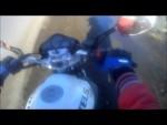 Как мой мотоцикл решил подшутить надо мной
