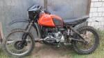 Самодельные кроссовые мотоциклы