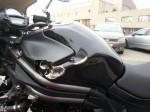 Вмятины на баке мотоцикла