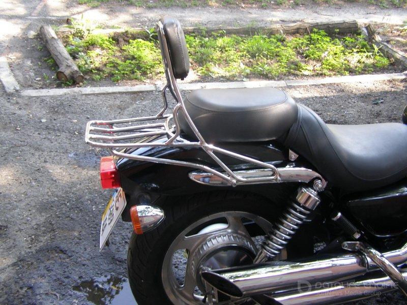 Мотоциклы своими руками - Полезные самоделки 48