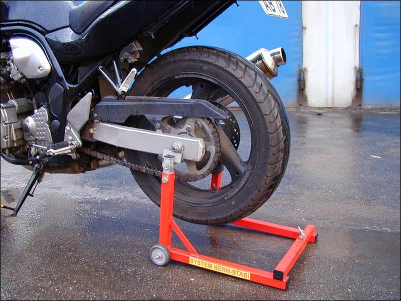 Виды подкатов для мотоцикла