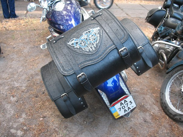 Кофры для мотоциклов задние