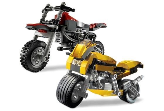 Лего Мотоцикл Инструкция 8051