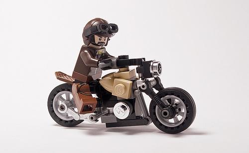 Как сделать большие мотоциклы 61