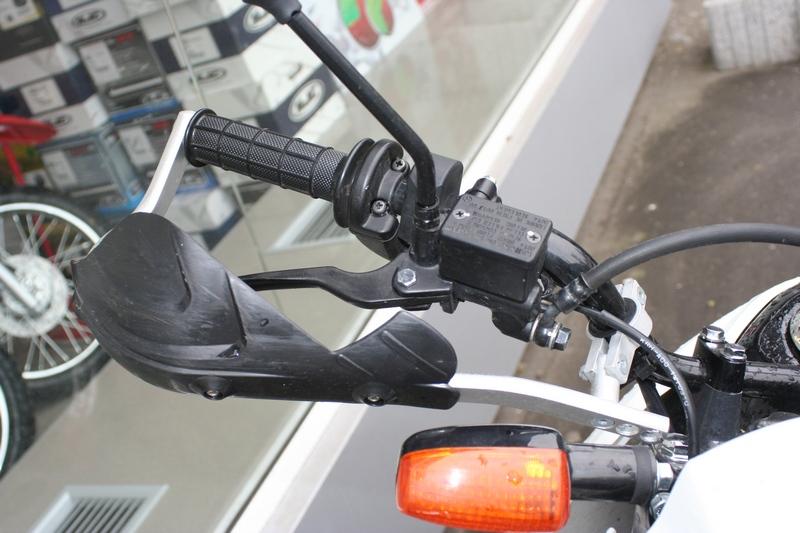 Выбор защиты для рук для мотоцикла
