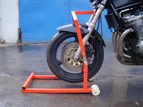 Подкат под мотоцикл