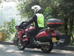 Жилет для мотоциклиста