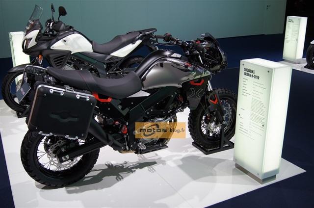 Suzuki Urban X-Over