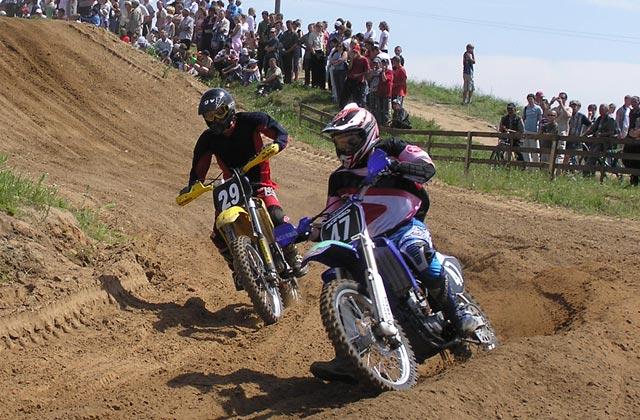 В Беларуси состоялись соревнования по мотокроссу