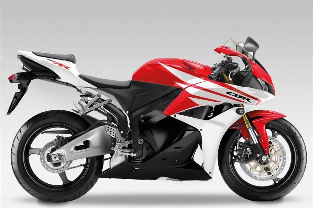Новая Honda CBR600RR