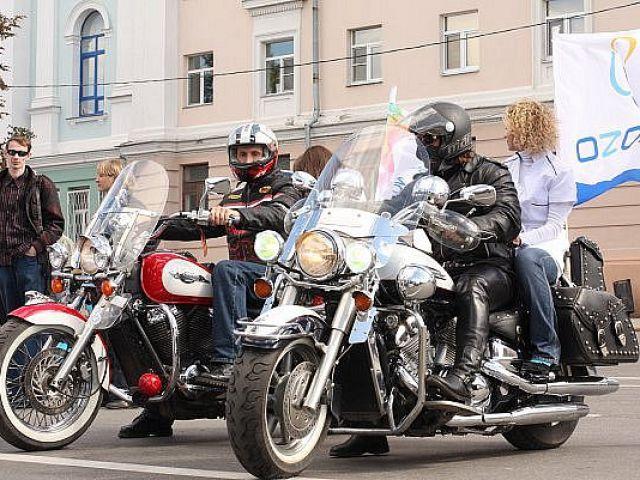 В Нижнем Новгороде состоится кросс байкеров, который будет свидетельствовать о закрытии мотосезона