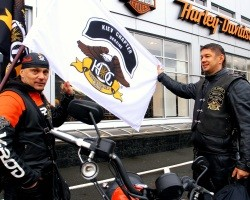 Harley-Davidson исполнилось 108 лет