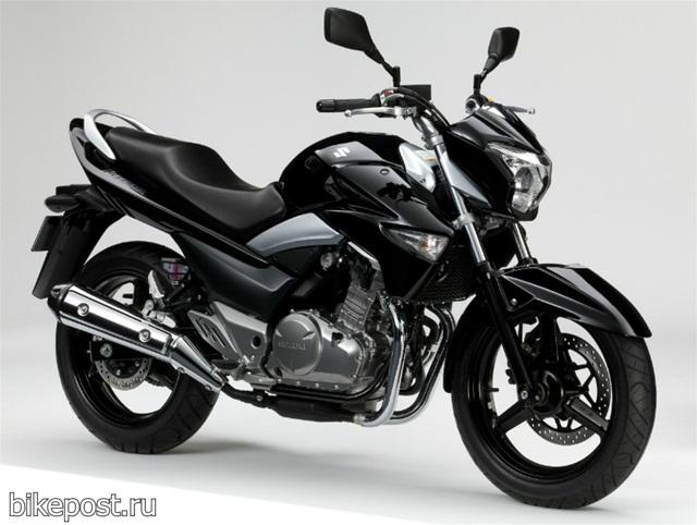 Новый байк Suzuki Inazuma 250