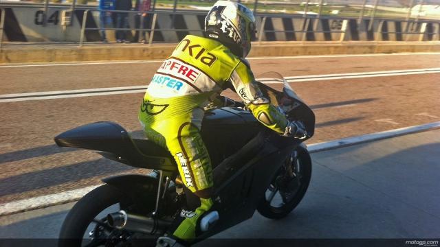 Команда Aspar протестировала для Moto3 прототип KTM-Kalex