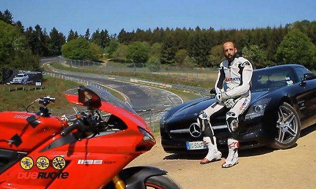 Ducati оказался быстрее Mercedes