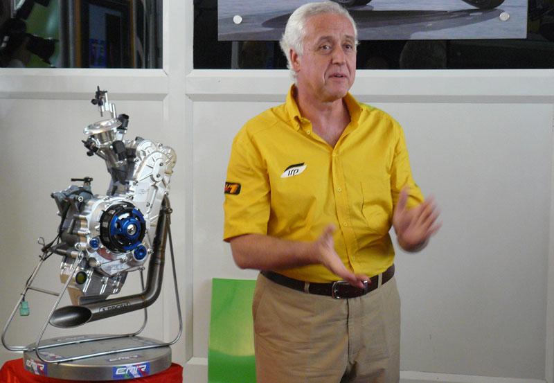 Ioda Racing отказалась от шасси Suter и двигателя BMW