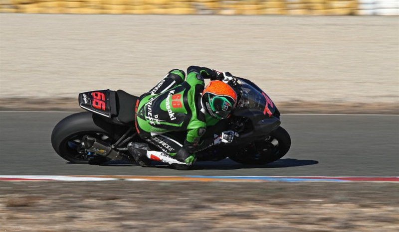 Завершились тесты Kawasaki Provec Motocard