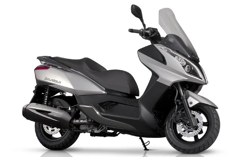 В Европе появится новый скутер от Kymco