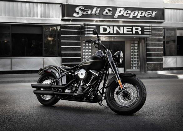 Новые модели Harley-Davidson