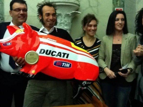 Новый талисман Ducati