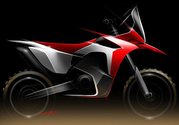 В «Дакар» придёт Honda