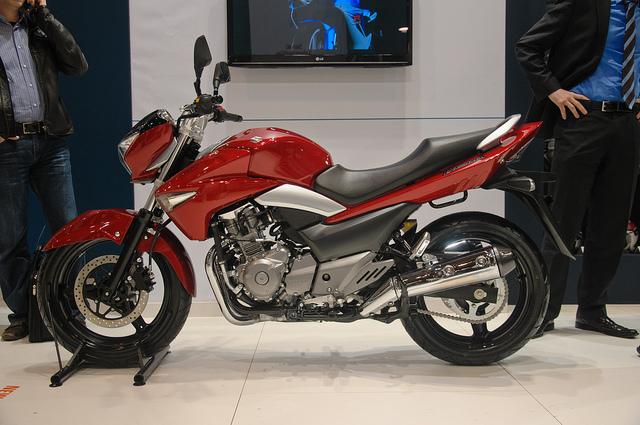Suzuki Inazuma скоро появится в Европе