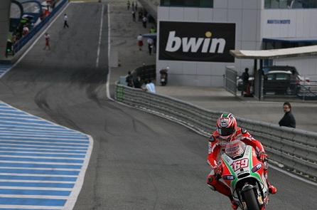Хэйден останется в Ducati