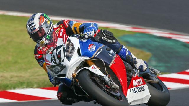 Honda – среди лидеров World Endurance