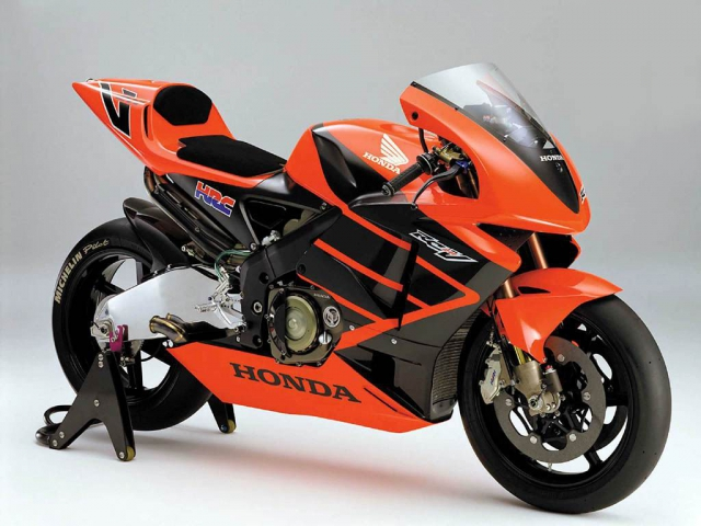 Honda готовится к серийному выпуску RC213V.
