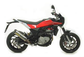 В мотоциклы Husqvarna Nuda 900 и 900R добавляется опция АВС