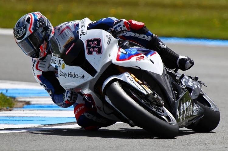 Новый сезон 2013 года Марко Меландри снова будет кататься на BMW.