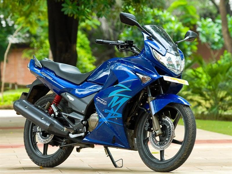 Продажи байков Hero MotoCorp в Индии в десятки раз превышают продажи мотоциклов в  США.