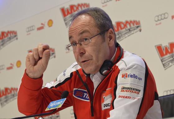 Курс, взятый на развитие Ducati в 2012 году, будет сохранен